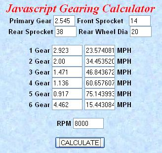 Raptor 700R Gearing, quick reference chart - Page 3 - Yamaha Raptor ...